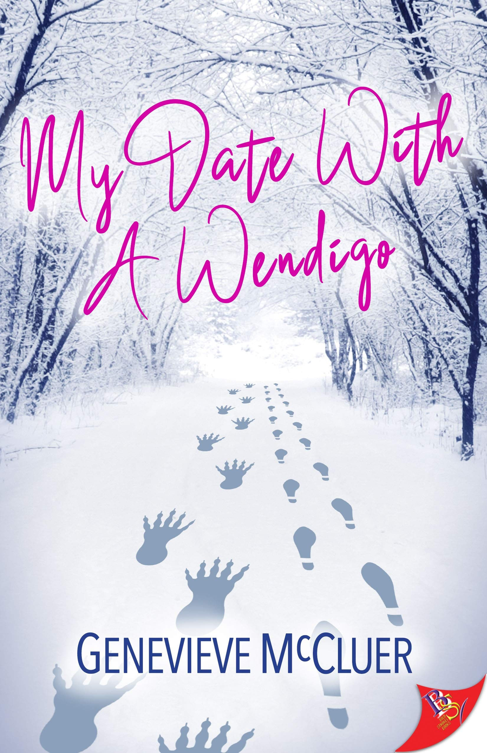 Cover of My Date With A Wendigo